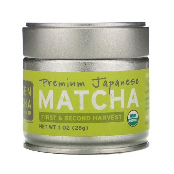 Sencha Naturals, Premium Japanese Matcha, 1 oz (28 g)