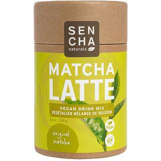 Sencha Naturals, Matcha Latte, Original Matcha, 8.5 oz (240 g)