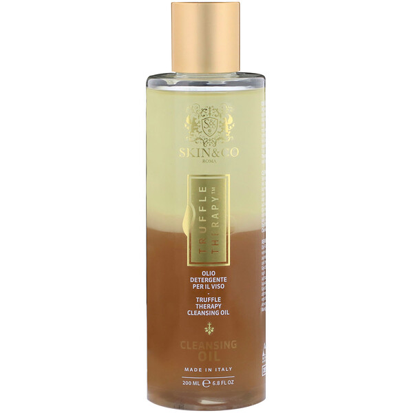 Skin&Co Roma, Truffle Therapy, Cleansing Oil, 6.8 fl oz (200 ml)