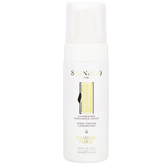 Skin&Co Roma, Truffle Therapy, Cleansing Foam, 5.4 fl oz (160 ml)