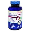 Stuart Consumer Product Labs, Inc, Complete 5 In 1, Weight Management Formula, 60 Capsules (Discontinued Item)