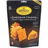 Sonoma Creamery, チェダークリスプ、チェダー、2.25 oz (63.8 g)