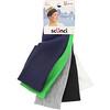 Scunci, Basic Headwraps, Assorted Colors, 5 Pieces