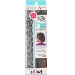 Scunci, Hollywood Roll Hairband, 1 Piece отзывы