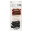 Scunci, Dent-Free Hold Spirals, Wristie + Hair Tie, 12 Pieces