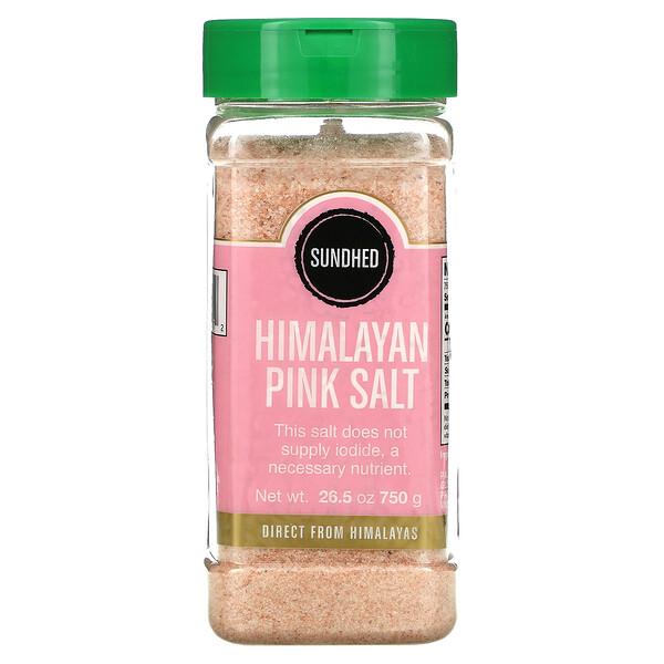 Himalayan Salt, 26.5 oz (750 g)