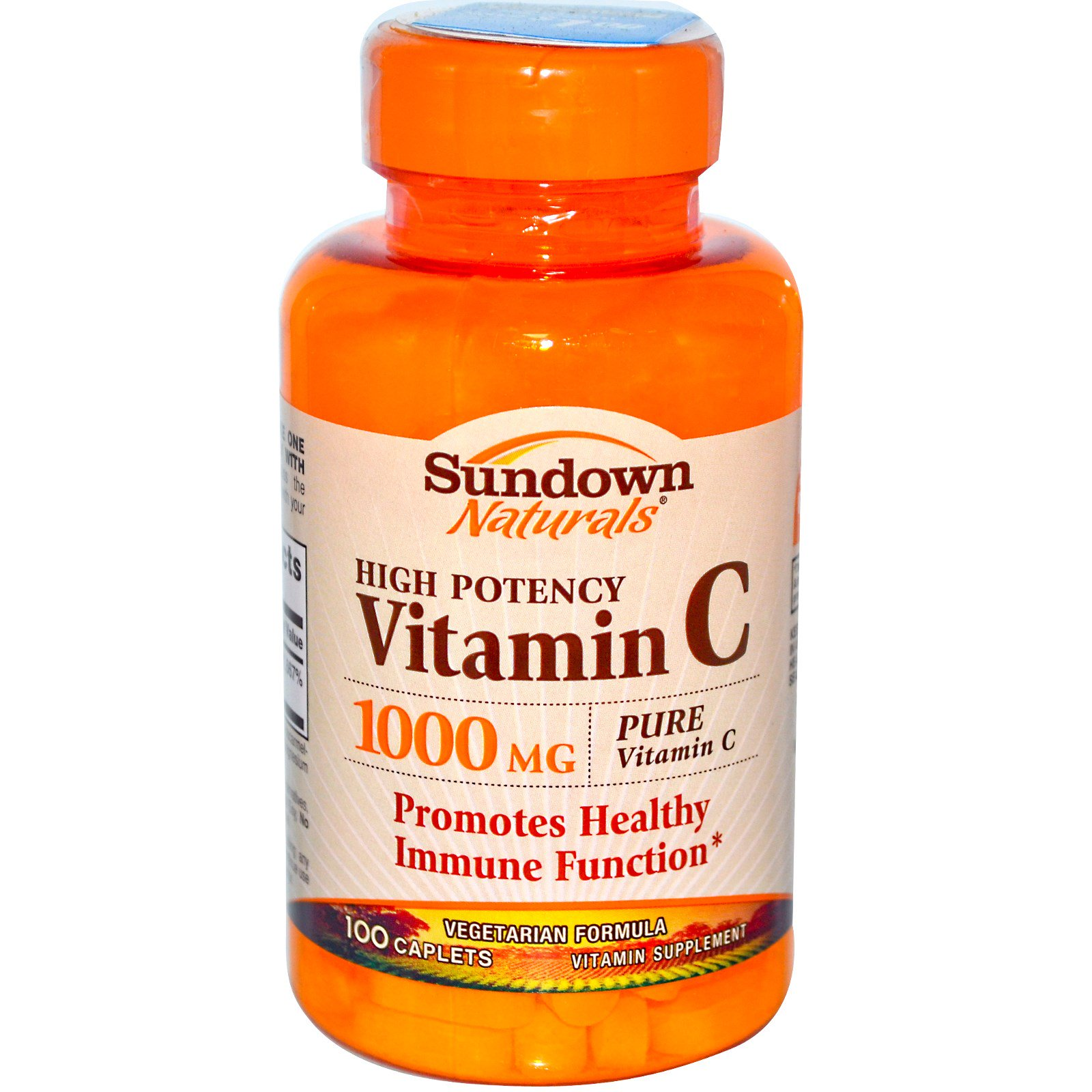 Sundown Naturals Vitamin C Reviews