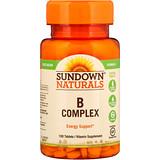 Отзывы о Sundown Naturals, Комплекс В, 100 таблеток