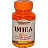 Sundown Naturals, DHEA, 50 mg, 60 Tablets (Discontinued Item)
