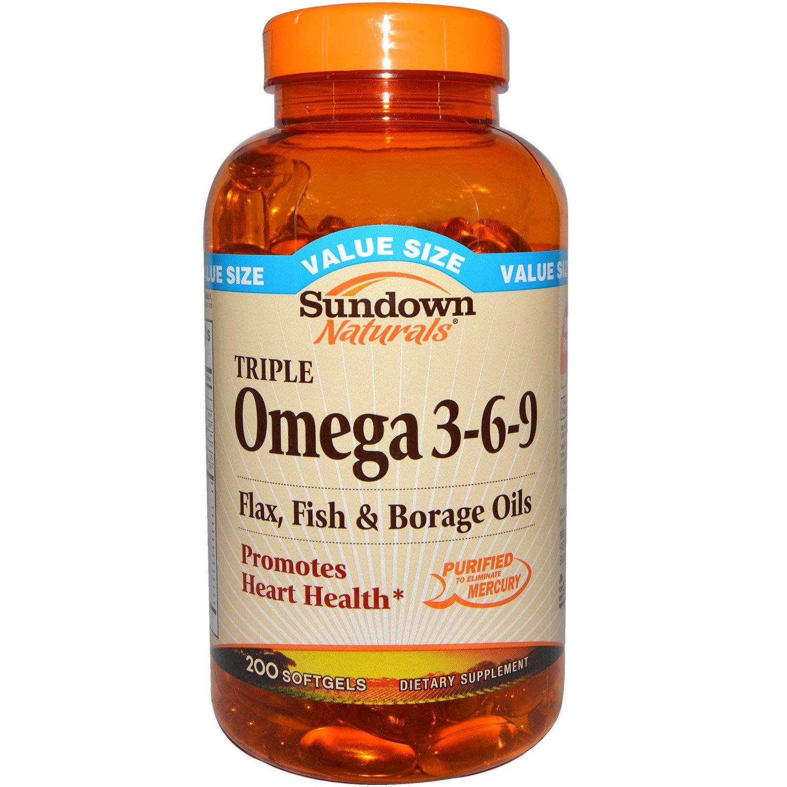 Omega 3 & 6