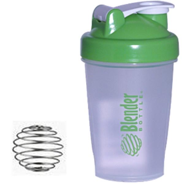Blender Bottle, Blender Bottle, with Blender Ball, Green, 20 oz Bottle (Discontinued Item)