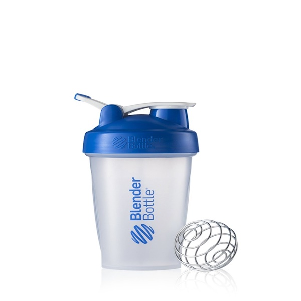 Sundesa, Classic Blender Bottle with Loop, Blue, 20 oz Bottle (Discontinued Item)