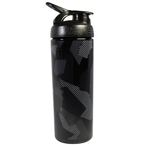 Сандеса, BlenderBottle, SportMixer, Signature Sleek, Black, 28 oz отзывы