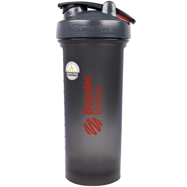 Blender Bottle, Pro Series, Blender Bottle Pro 45, Grey/Red, 45 oz (Discontinued Item)