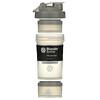 Blender Bottle, ProStak, Pebble Grey, 22 oz (650 ml)