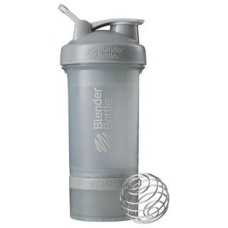 Blender Bottle, ブレンダーボトル、プロスタック、ぺブルグレー、22 oz