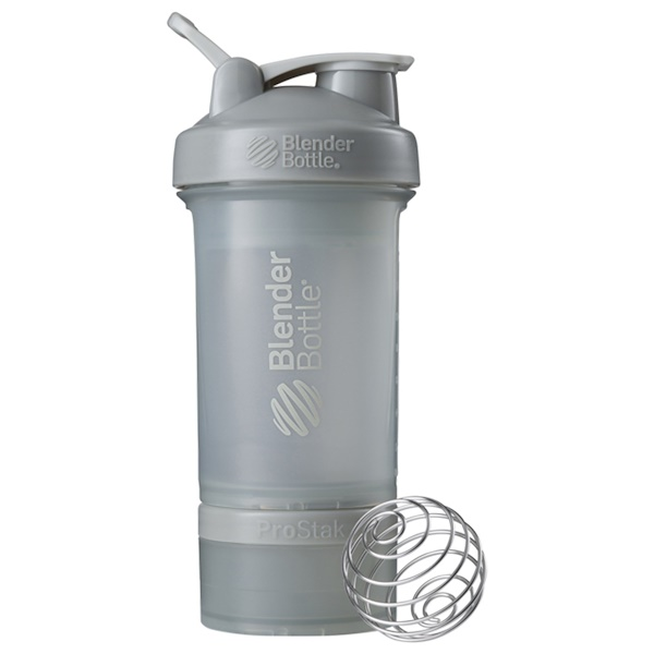 BlenderBottle,ProStak,卵石灰色,22盎司