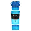 Blender Bottle, ProStak, Cyan, 22 oz, 650 ml