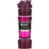 Blender Bottle, ProStak, Plum, 22 oz (651 ml)