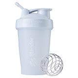 Отзывы о Blender Bottle, BlenderBottle, классическая с петелькой, белая, 20 унций