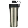 Blender Bottle, Radian, Insulated Stainless Steel, Natural, 26 oz