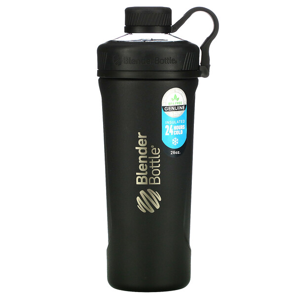 Radian, Insulated Stainless Steel, Matte Black, 26 oz