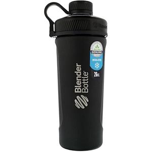 Сандеса, Blender Bottle Radian, Insulated Stainless Steel, Matte Black , 26 oz отзывы покупателей