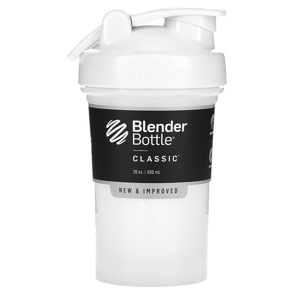 Classic with Loop, White, 20 oz (600 ml)