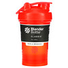 Blender Bottle, Classic con asa, Color rojo, 600 ml (20 oz)