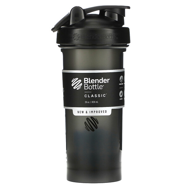 Classic with Loop, Black, 28 oz (828 ml)