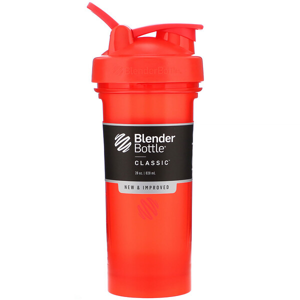 Classic With Loop, Red, 28 oz (828 ml)