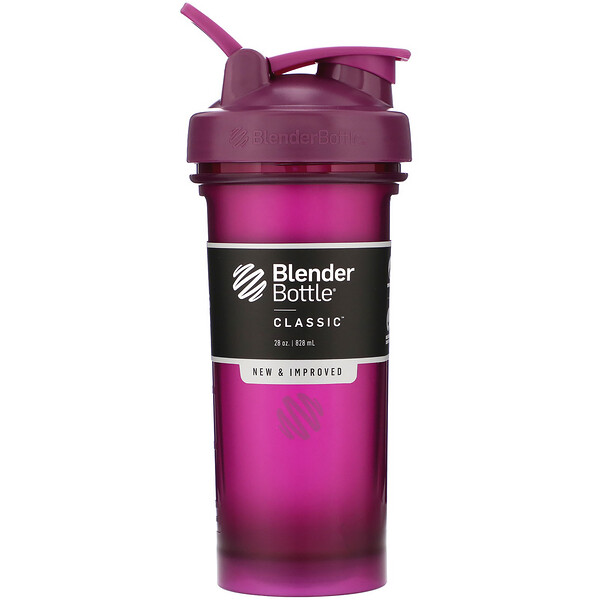 Classic With Loop, Plum, 28 oz (828 ml)