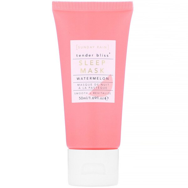 Tender Bliss, Sleep Mask, Watermelon, 1.69 fl oz (50 ml)