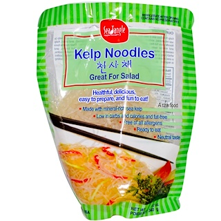 Sea Tangle Noodle Company, ケルプヌードル、12 oz (340 g)