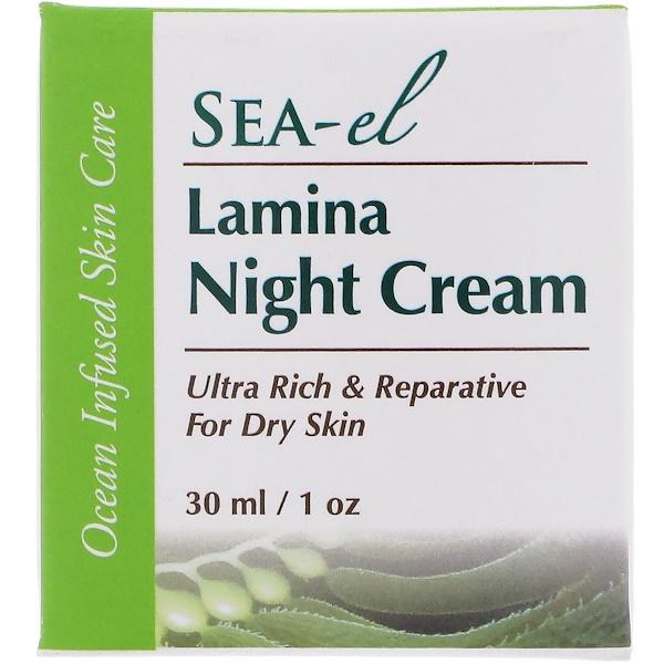 Sea el, 薄夜霜,1盎司(30毫升)