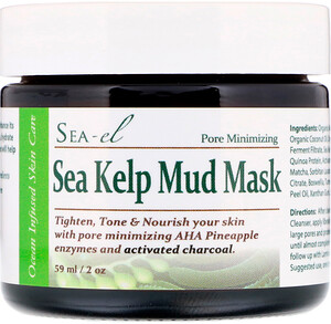 Си Эл, Sea Kelp Mud Mask, 2 oz (59 ml) отзывы