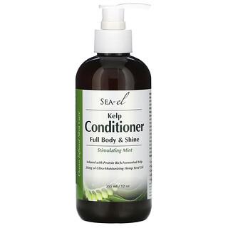 Sea el, Kelp Conditioner, Stimulating Mint, 12 oz (355 ml)