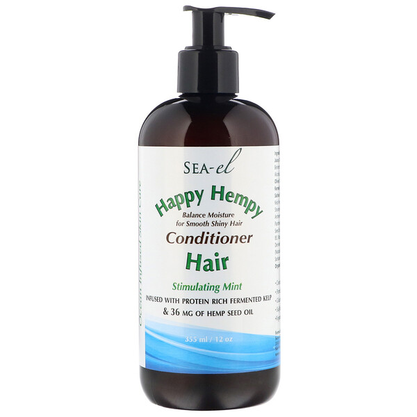 Happy Hempy, Conditioner, Stimulating Mint, 12 oz (355 ml)