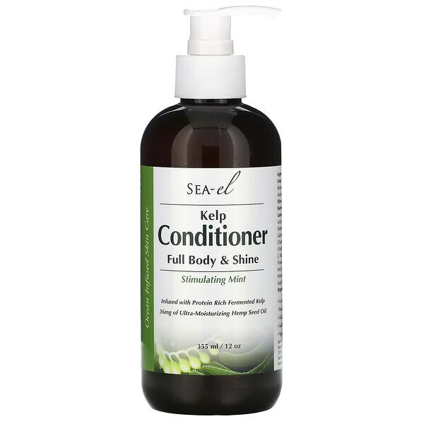 Kelp Conditioner, Stimulating Mint, 12 oz (355 ml)