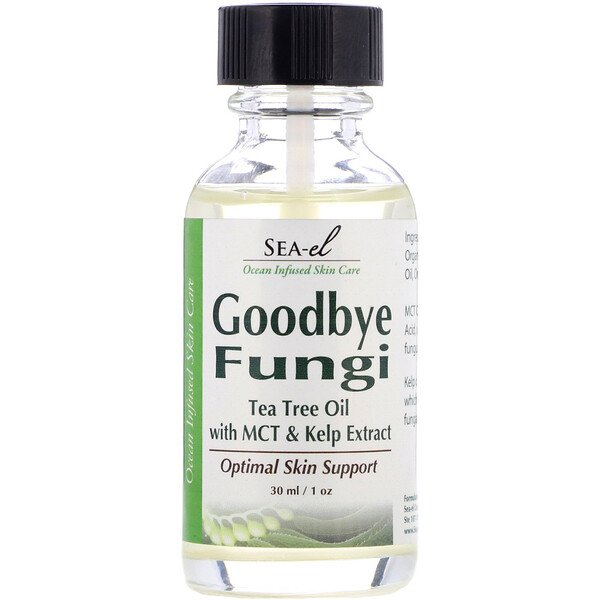 Sea el, Goodbye Fungi, 1 oz (30 ml)