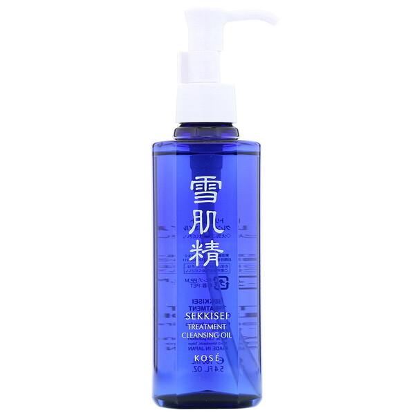 Sekkisei, Tratamiento de aceite de limpieza, 160ml (5,4oz.líq.) (Discontinued Item)
