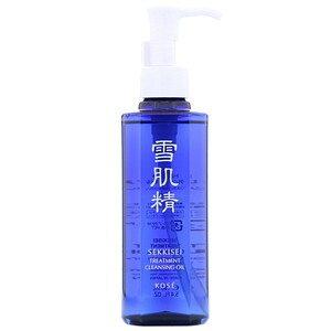 Sekkisei, Treatment Cleansing Oil,  5.4 fl oz (160 ml) отзывы
