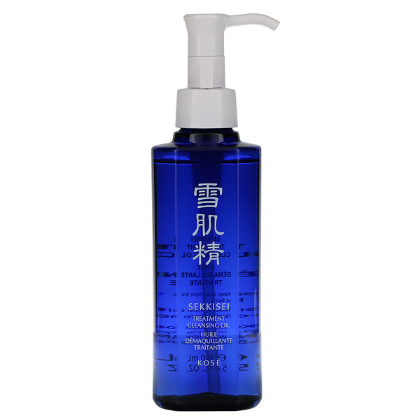 Treatment Cleansing Oil, 5.4 fl oz (160 ml)