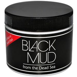 Си Минералс, Black Mud, All Natural Facial Mask, 3 oz отзывы