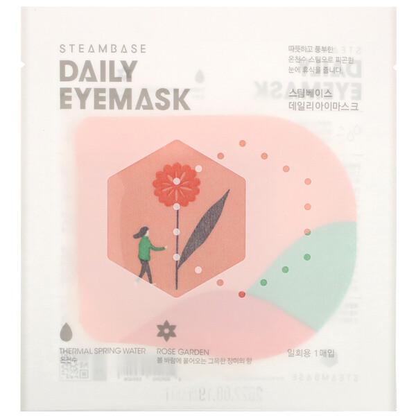 Daily Eyemask, Rose Garden, 1 Mask