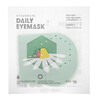 Steambase, Daily Eyemask, Camomile Crown, 1 Mask