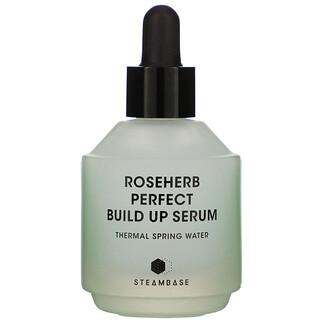 Steambase, Roseherb Perfect Build Up Serum, 40 ml