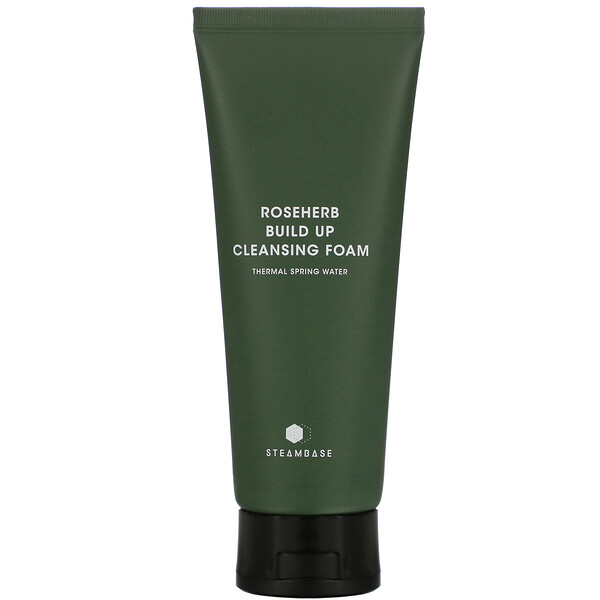 Roseherb Build Up Cleansing Foam, 150 ml