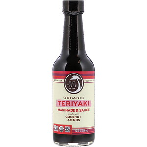 Big Tree Farms, Organic Marinade & Sauce, Teriyaki , 10 fl oz (296 ml)