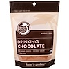 Big Tree Farms, Organic, Drinking Chocolate Powder, 8 oz (227 g) (Discontinued Item)